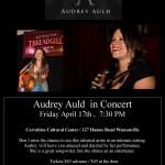 Audrey Auld: Friday, April 17th
